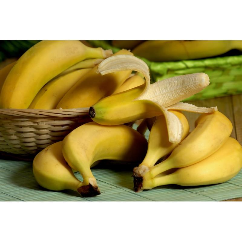 Bananes des canaries (kg)