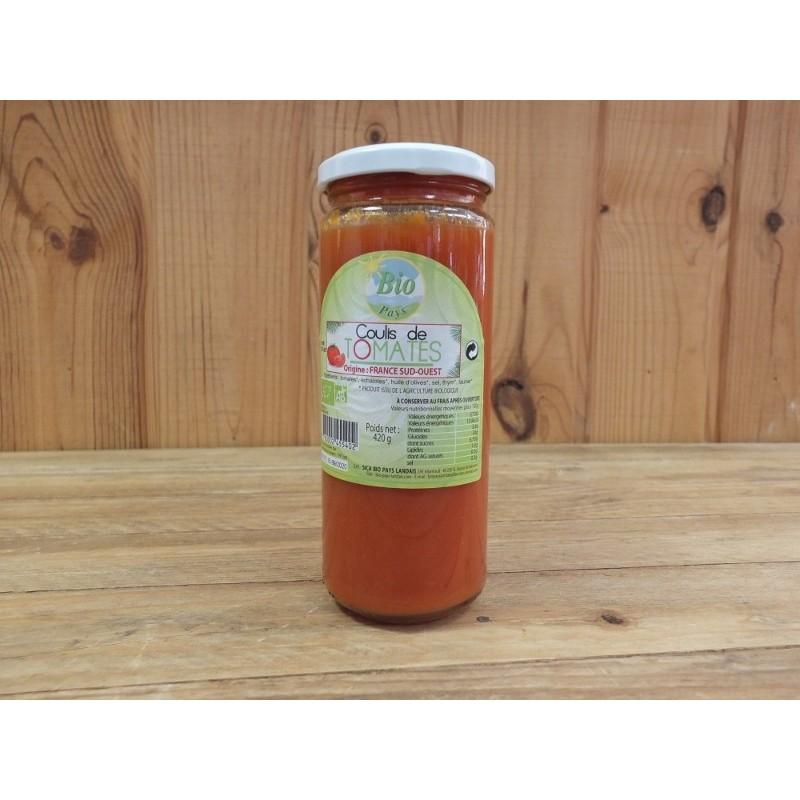 Coulis de Tomate cuisiné