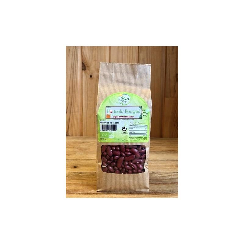 Haricot sec rouge ( 500 grs )