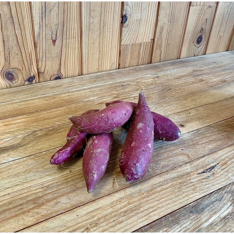 Patate douce violette (500 grs)