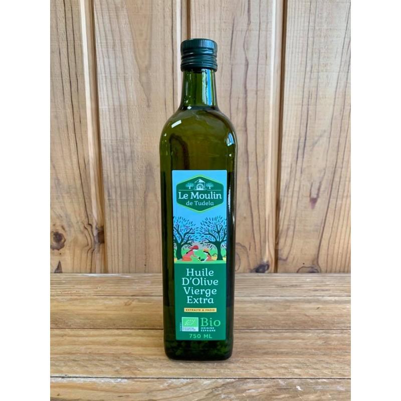 Huile d'olive (75 cl)